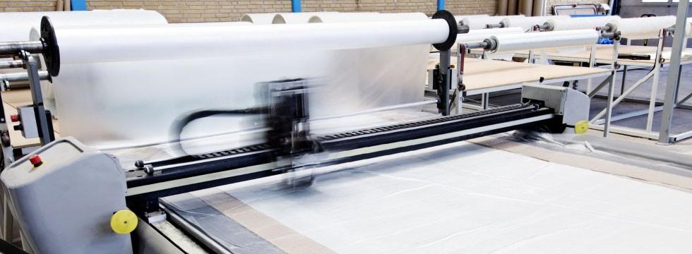 máquinas para muestrarios de tela